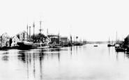 Poole, Harbour 1900