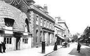Poole, High Street 1904