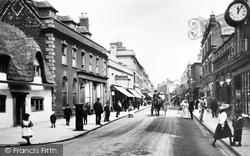 Poole, High Street 1908