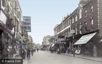 Poole, High Street 1931