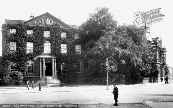 Poole, High Street, Beech Hurst 1904