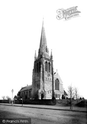 Poole, Longfleet Church 1887
