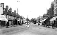 Poole, Longfleet Road 1908