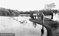Poole, Park Lake 1908