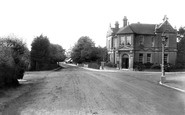 Poole, Parkstone, Bank Corner 1904