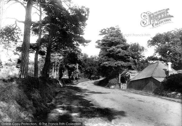 Parkstone, Castle Hill 1900