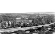 Parkstone, from Constitution Hill 1904