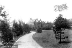 Poole, Parkstone Park 1898