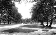 Poole, Parkstone Park 1904