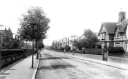 Poole, Parkstone Road 1898