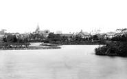 Poole, People's Park 1898