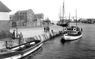 Poole, Quay 1931