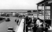 Poole, Riviera, View From The Club, Rockley Sands c.1965