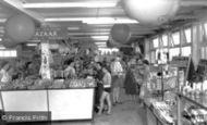 Poole, Rockley Park Supermarket, Rockley Sands c.1960