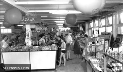 Poole, Rockley Park Supermarket, Rockley Sands c.1960