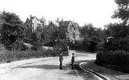 Poole, Sandecotes, Parkstone 1900