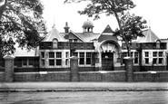 Poole, Secondary School 1908