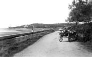 Poole, Shore Road, Lower Parkstone 1900