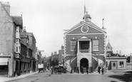 Poole, The Guildhall 1904