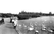 Poole, The Park Lake 1908