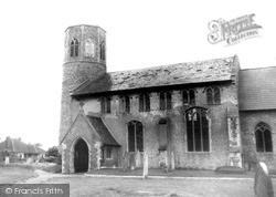 All Saints Church c.1965, Poringland