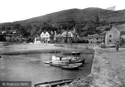 Porlock Weir, 1907