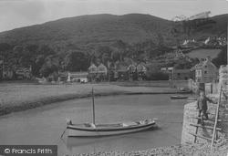 Porlock Weir, 1923