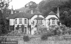 Porlock Weir, The Guest House 1939