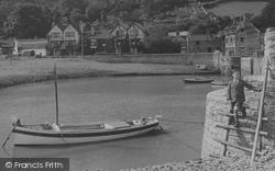 Porlock Weir, The Harbour 1923