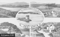 Port Appin, Composite c.1935