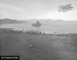 Port Appin, Stalker Castle 1949