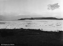 Port Appin, Stalker Castle 1955