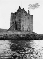 Port Appin, Stalker Castle 1959