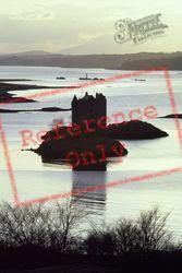 Stalker Castle c.1990, Port Appin