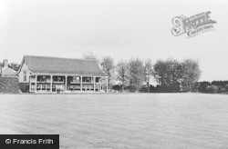 Port Carlisle, Bowling Green And The Bower c.1965