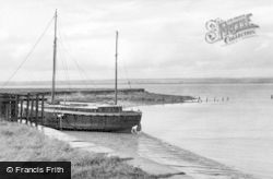 Port Carlisle, The Bay c.1965