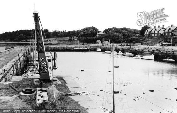 Photo of Port Dinorwic, c.1960