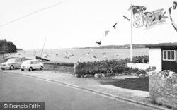 Port Dinorwic, Seafront c.1960