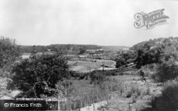 Port Dinorwic, The Bay c.1960, Y Felinheli
