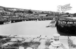 Port Dinorwic, The Docks c.1960