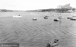 Port Dinorwic, View From The Harbour c.1960