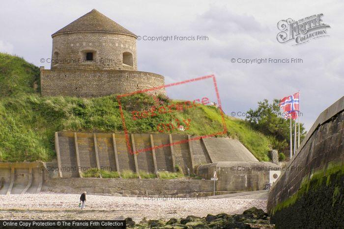 Photo of Port En Bessin, Fort 2008