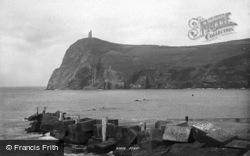 Bradda Head 1894, Port Erin