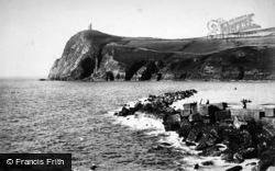 Bradda Head 1903, Port Erin