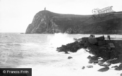 Bradda Head c.1900, Port Erin