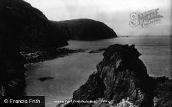 Castle Rock 1901, Port Erin
