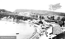From The Cliff 1901, Port Erin