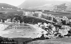 General View 1907, Port Erin