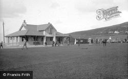 Golf Links, The Pavilion 1912, Port Erin