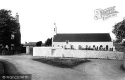 Port Erin, Rushen Church 1907